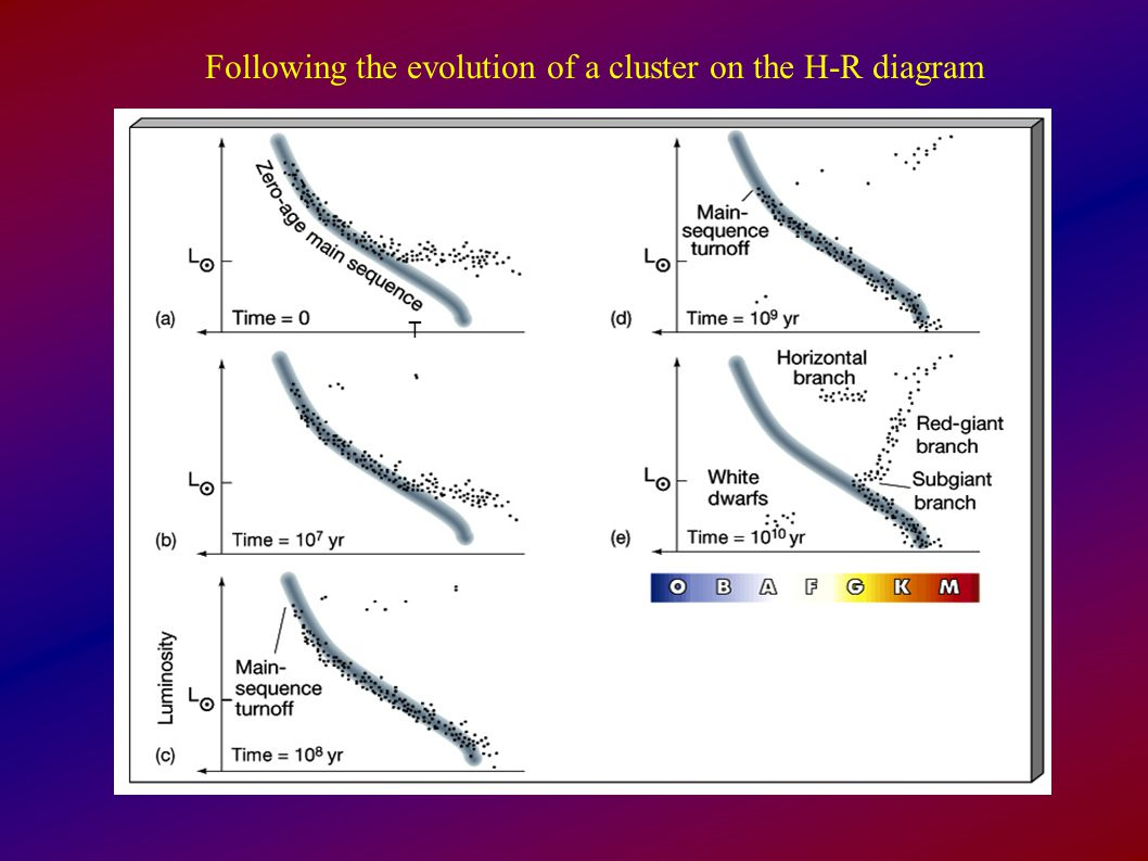 Evolution off the Main Sequence - ppt download