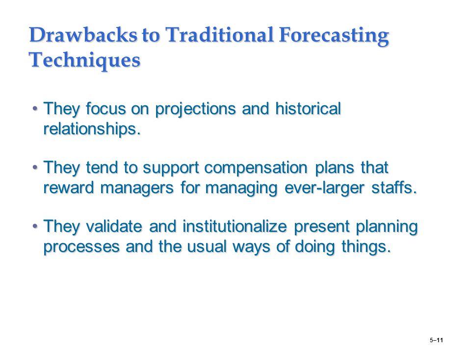 human resource forecasting techniques pdf