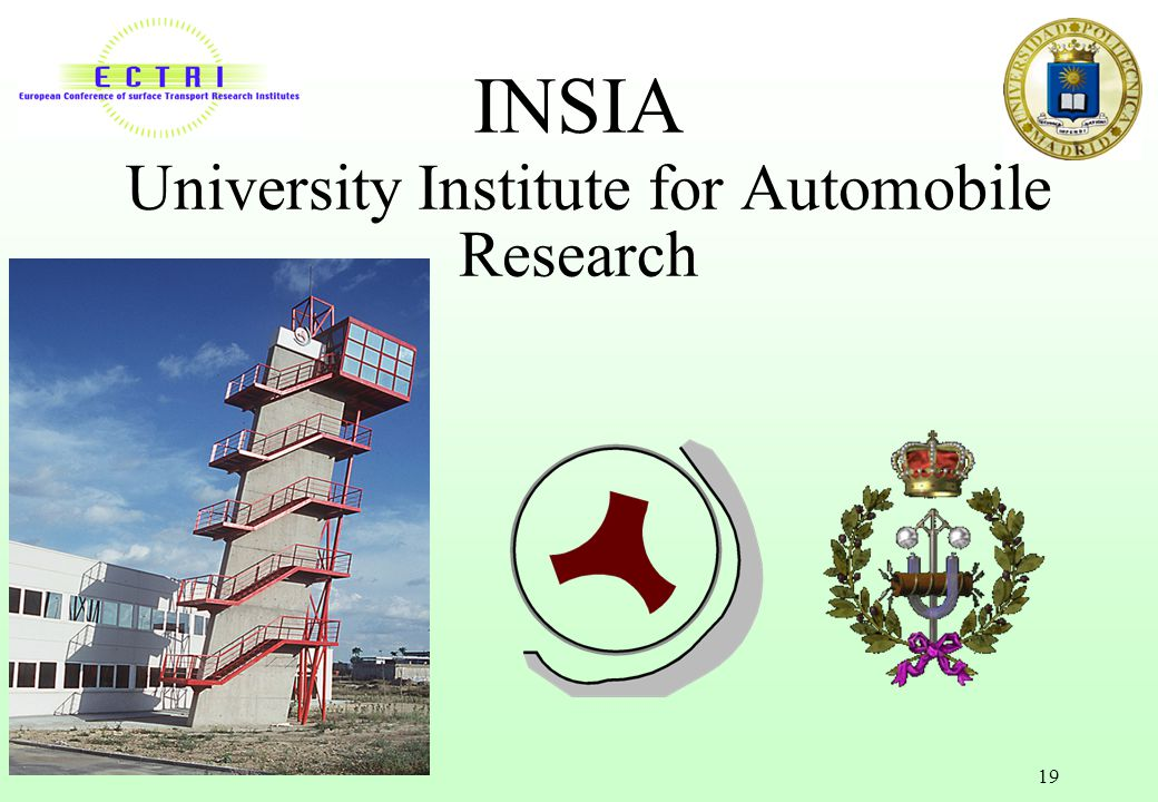 INSIA University Institute for Automobile Research