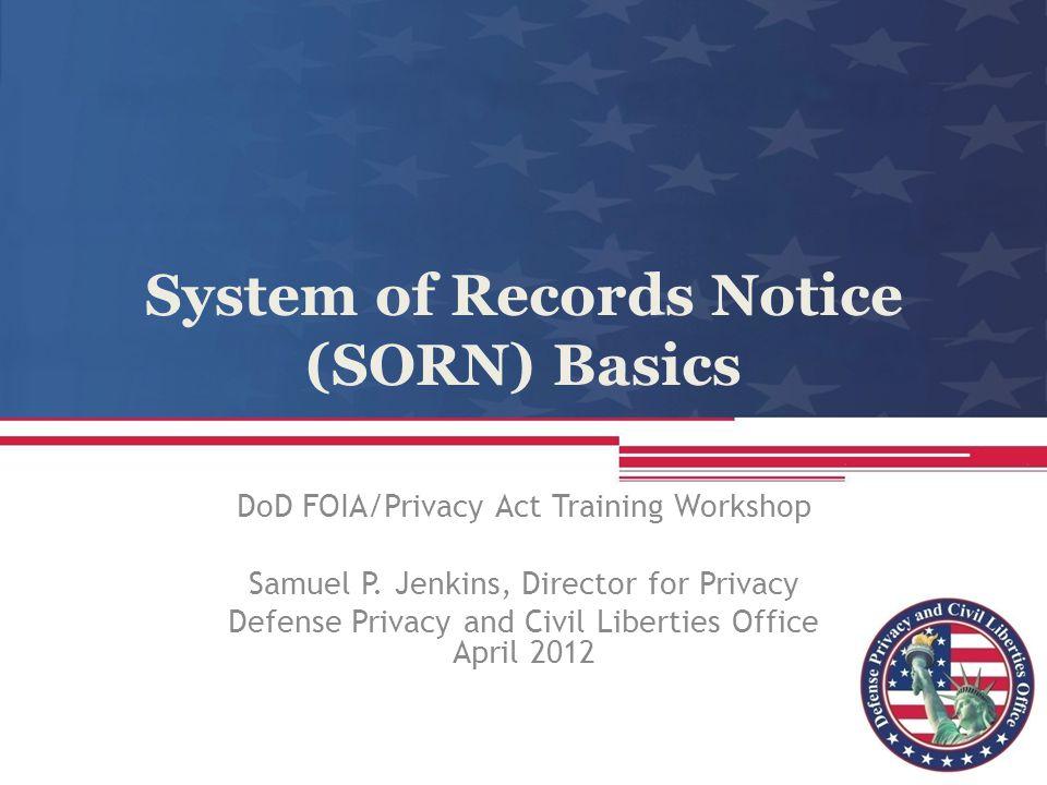 DON Privacy Program - United States Navy