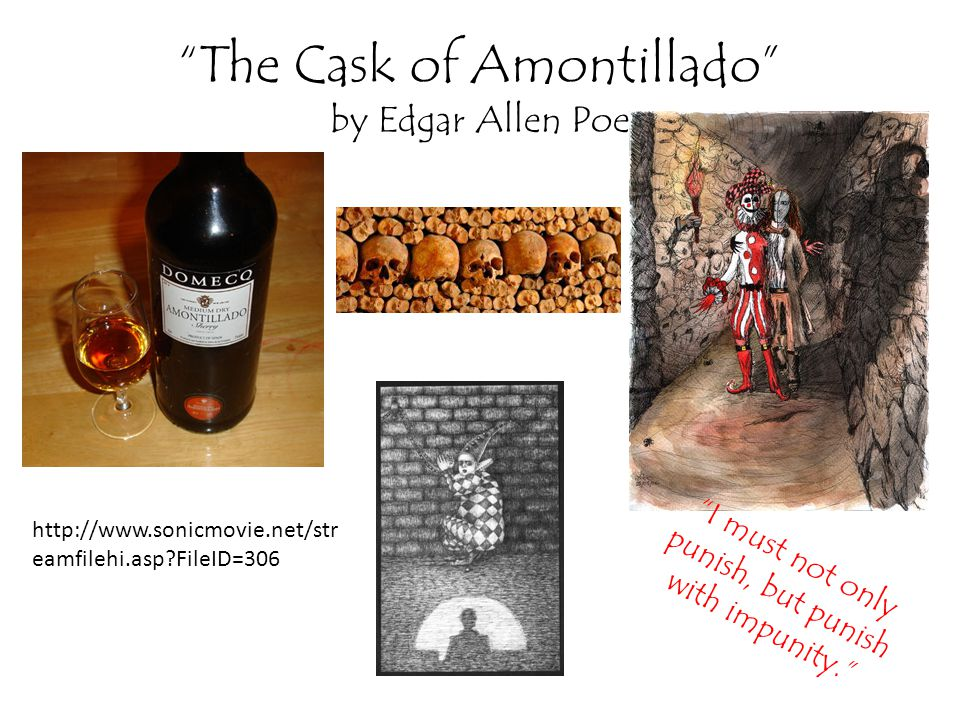traits of a criminal in edgar allan poes the cask of amontillado In the story the cask of amontillado by edgar allan poe, two friends montresor and fortunato fates are determined by one thing only, revenge and murder in the story poe uses a sense of deception to create an alluring character before escalating his symbolic strategy to a state of suspense.