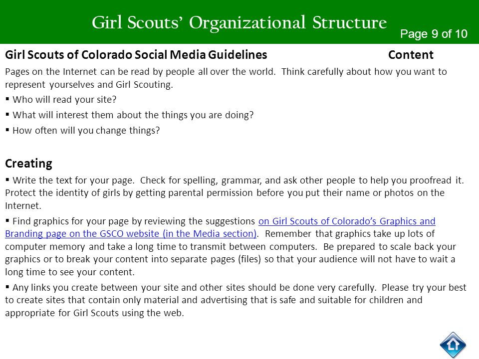 girl scouts of colorado   ppt download