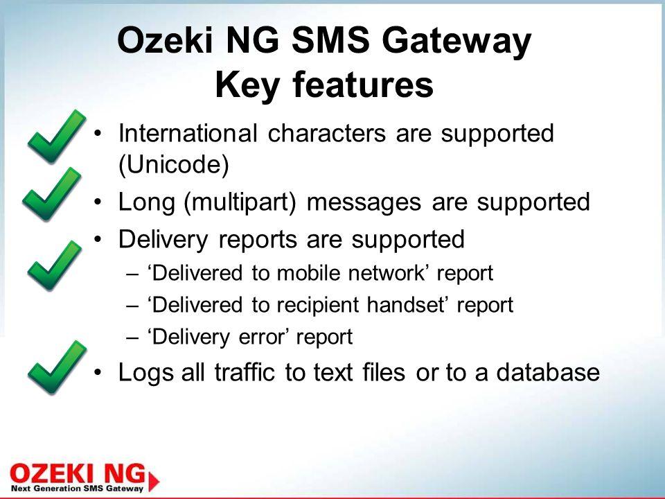 Ozeki Ng Sms Gateway Serial Number Keygen Generator