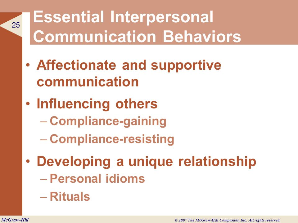 importance of intrapersonal communication pdf