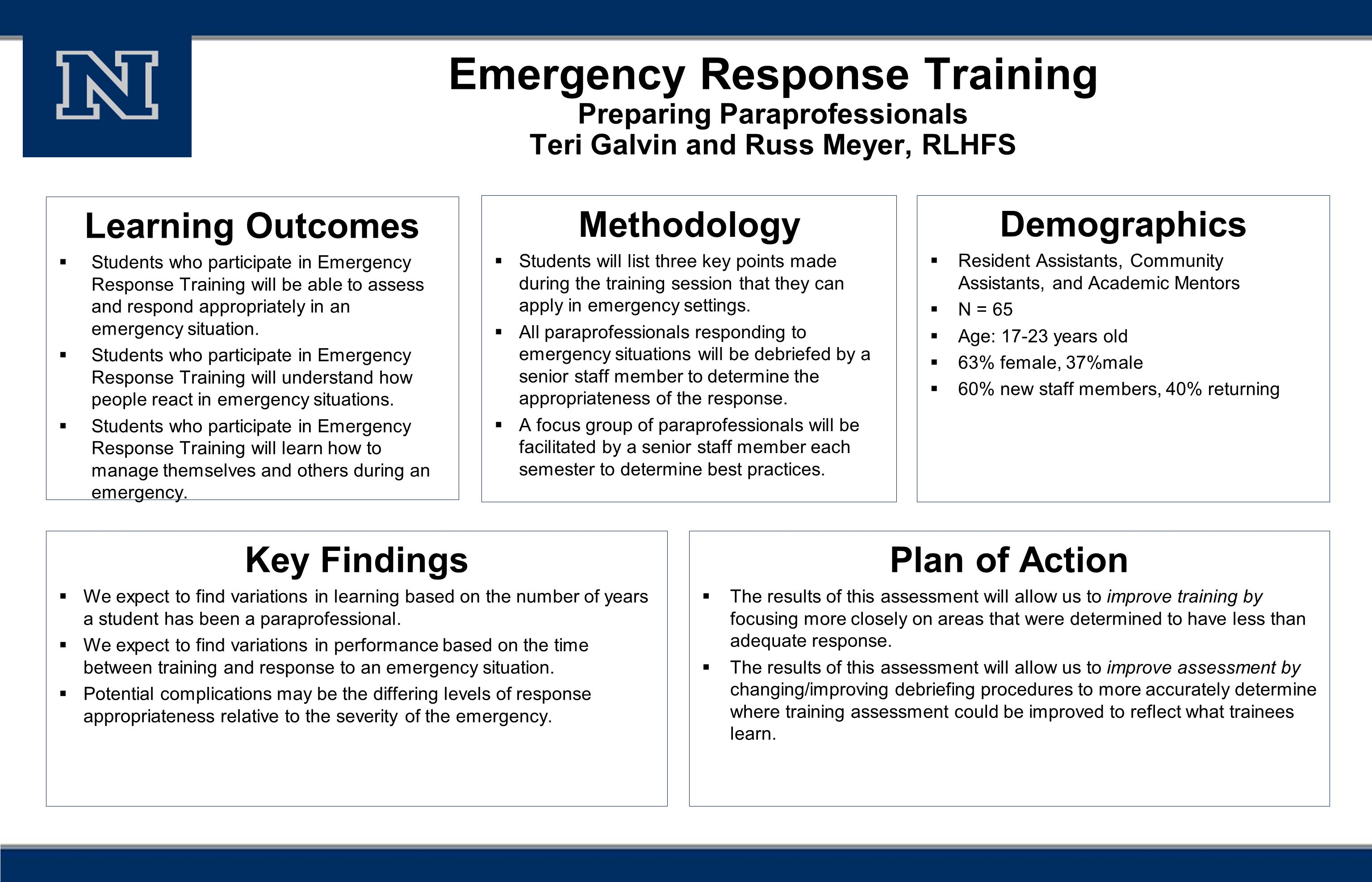 the different processes involved during an emergency response Hospital emergency response checklist a process that analyses a document that guides operational activities of the incident command system during the response.
