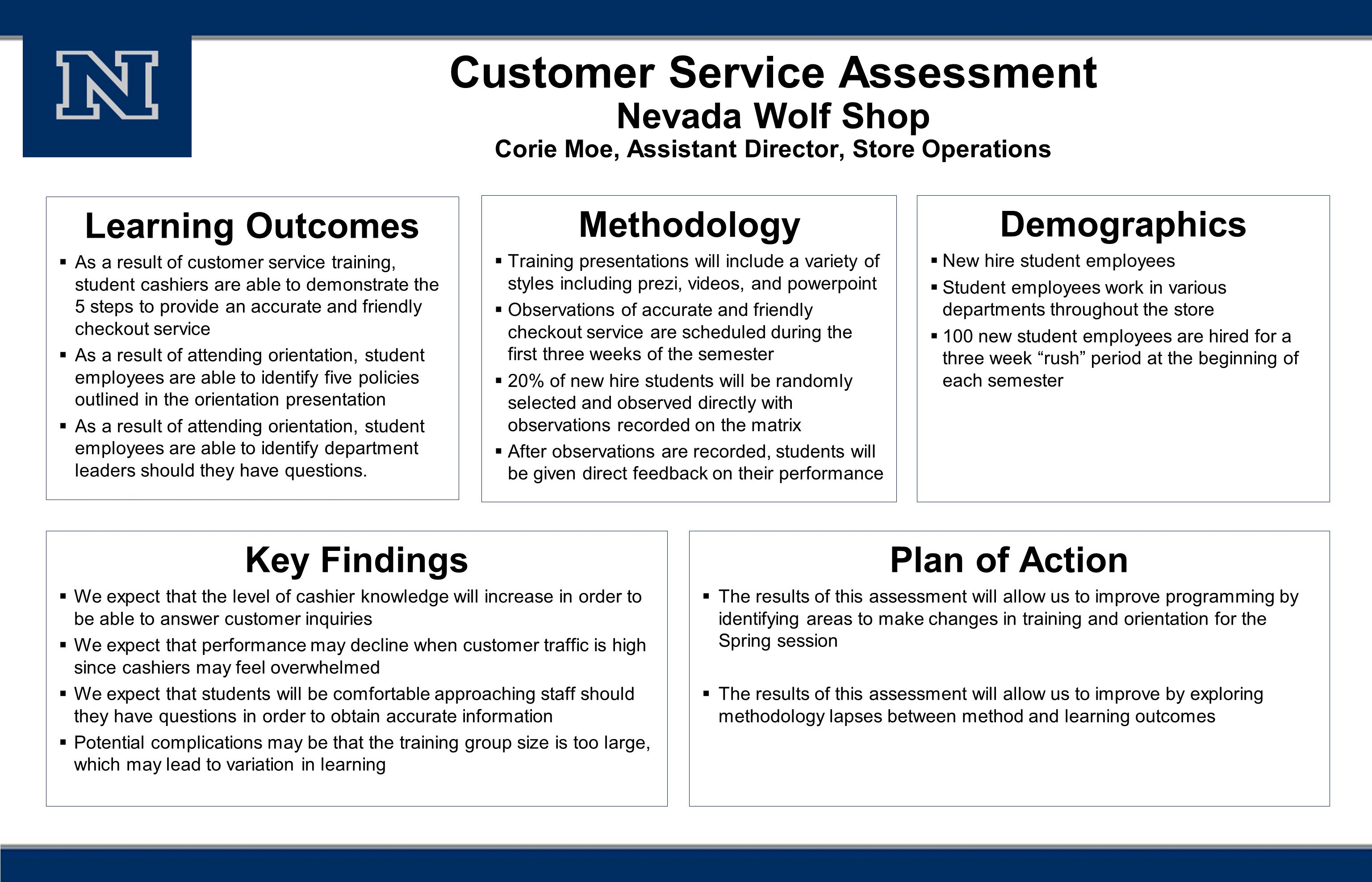 level 2 customer service assessment Vtct - a guide to end-point assessment: customer service practitioner apprenticeship page 5 overview of the customer service practitioner (level 2) apprenticeship on-programme learning and assessment.