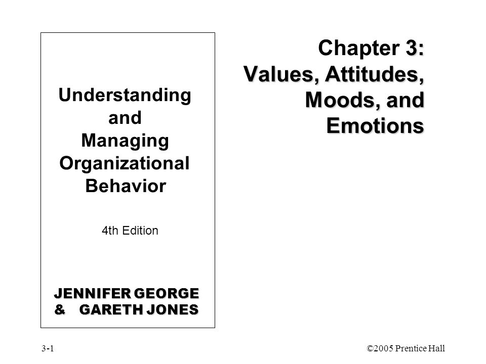 chapter 3 emotions attitudes and job satisfaction Chapter 3 - download as word doc (doc), pdf file (pdf), text file (txt) or read online management management 16th edition mgmt test bank questions review questions.