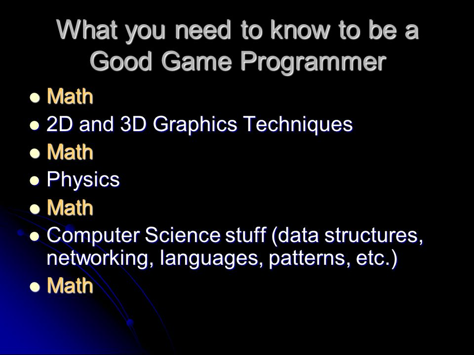 how to develop a video game in c++