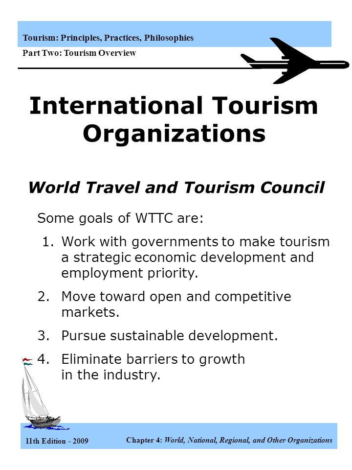 travel and tourism component industries and their organisations essay Interrelationship between hospitality and travel organisations tourism essay  accommodation is a fundamental component in package holidays  their industries .