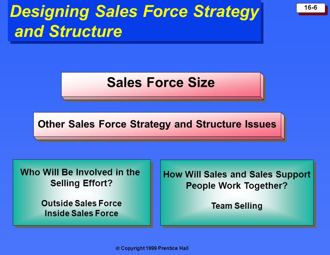 importance of sales force to strategic What traits do sales people consider important to successful sales   39 811  munication issues to sales persons and strategy development.