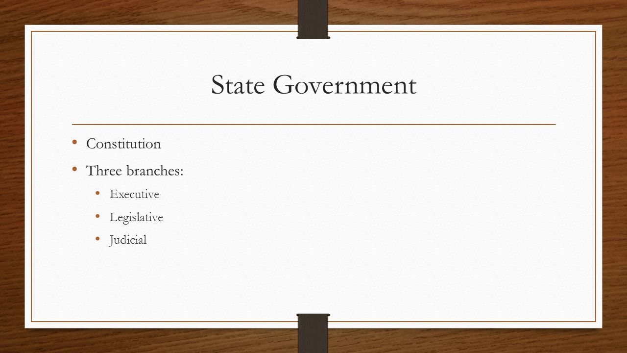 How To Build A Local Government In The United States