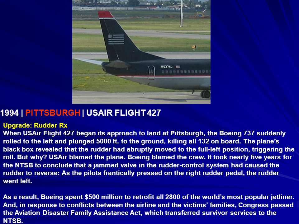 10 Plane Crashes That Changed Aviation - ppt video online ...
