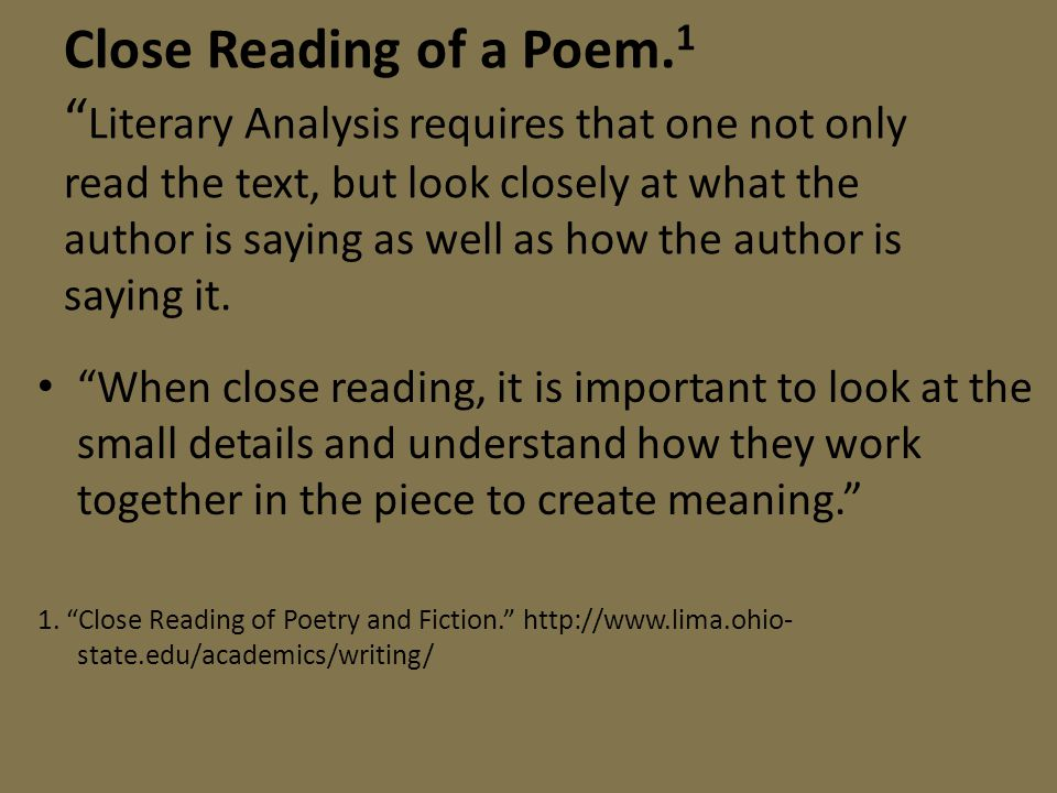 a literary analysis of the poem if only The elements and function of poetry - if a critic, in despair of giving a serious   gather, probably, no definite meaning, but is conscious of a poetic medium,  a  character is accordingly only a fragmentary unity fragmentary in.