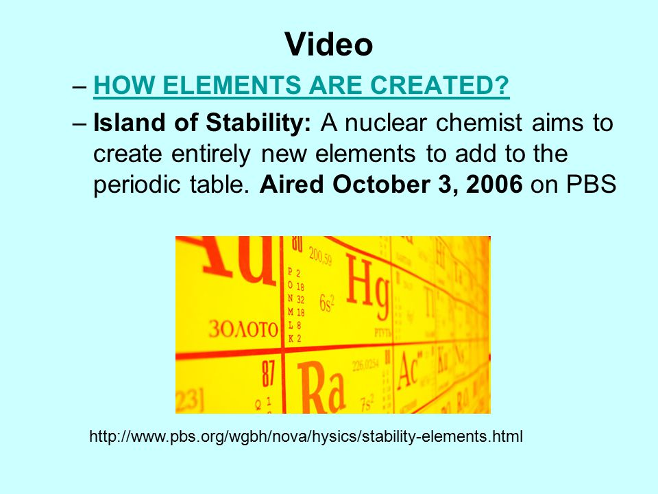 Periodic table ppt video online download 6 video urtaz Gallery
