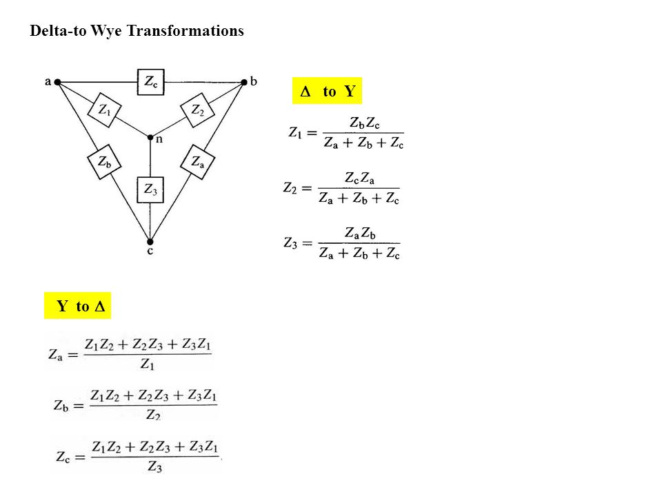 Can Anyone explain what a delta and a wye transformers are?