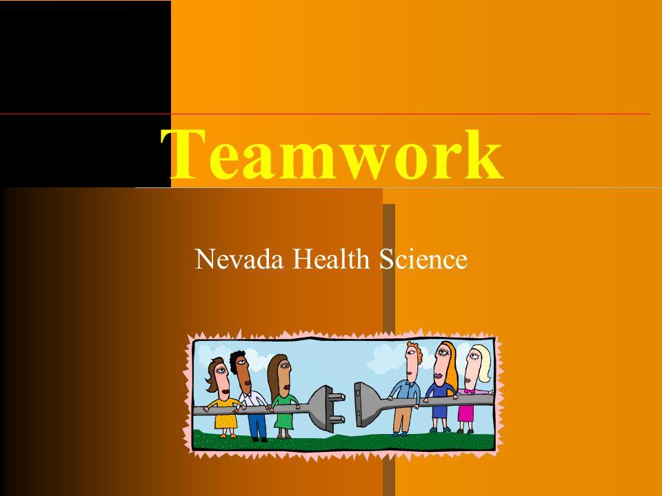 Teamwork Nevada Health Science