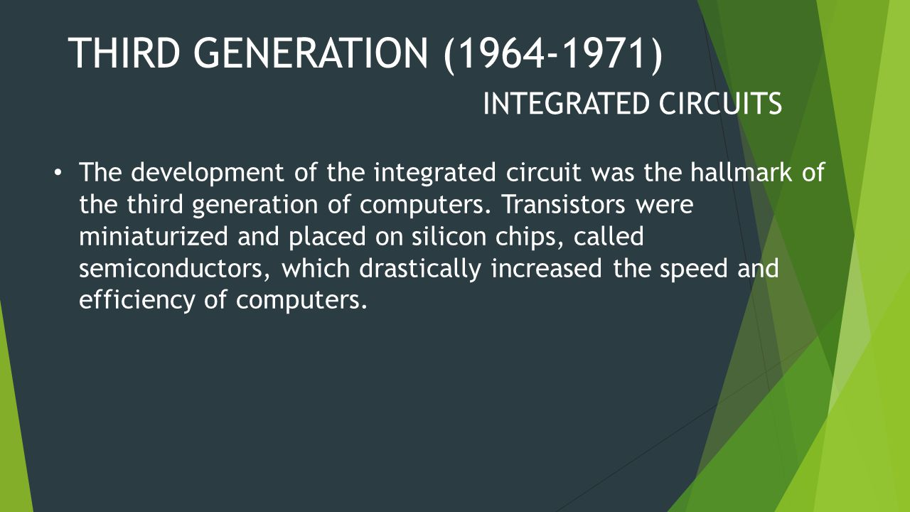 Computers Integrated Circuit Silicon Chips Not Lossing Wiring Design Circuits Online Computer System Ppt Video Download Board