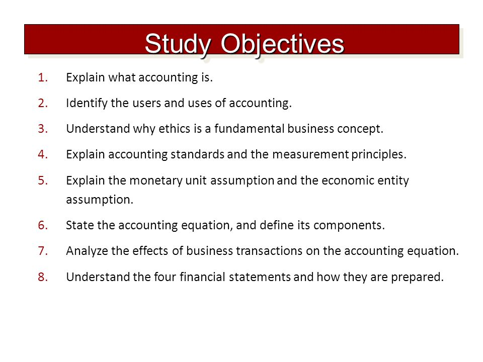 define the purpose of accounting and identify the four basic financial statements What are the components of financial statements as per ias 1   an accounting policy retrospectively or makes a retrospective restatement of items in its financial.