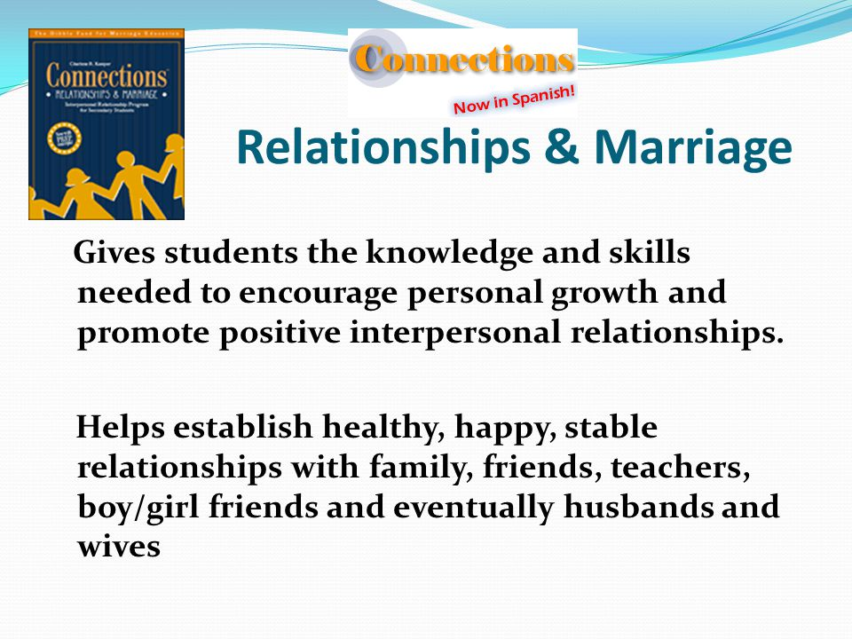 interpersonal skills happy marriage Marriage and family therapists often report that poor communication is a   successful healthy families periodically take inventory of their.