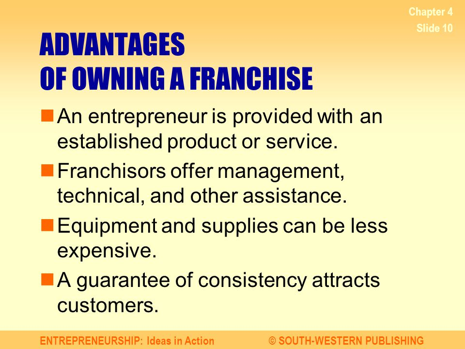 SELECT A TYPE OF OWNERSHIP - ppt download