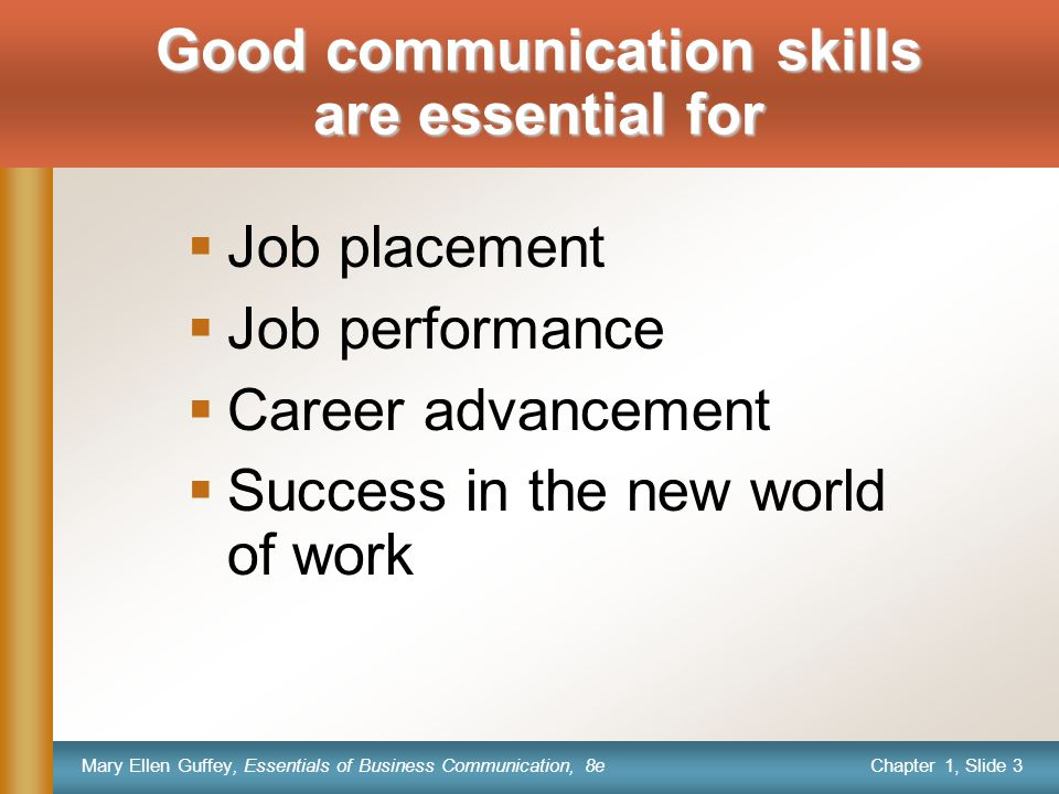good communication skill are essential for Why effective communication is important: good communication helps lead a more satifying life.