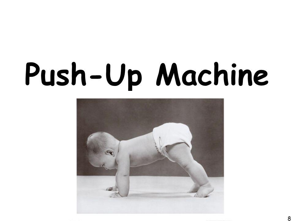 Push-Up Machine