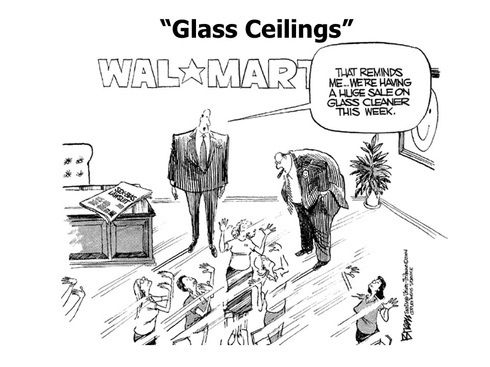 Glass Ceilings