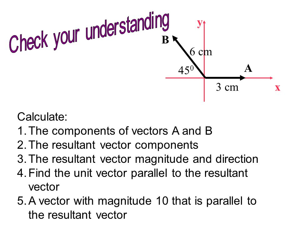 Regents Physics  Math Review