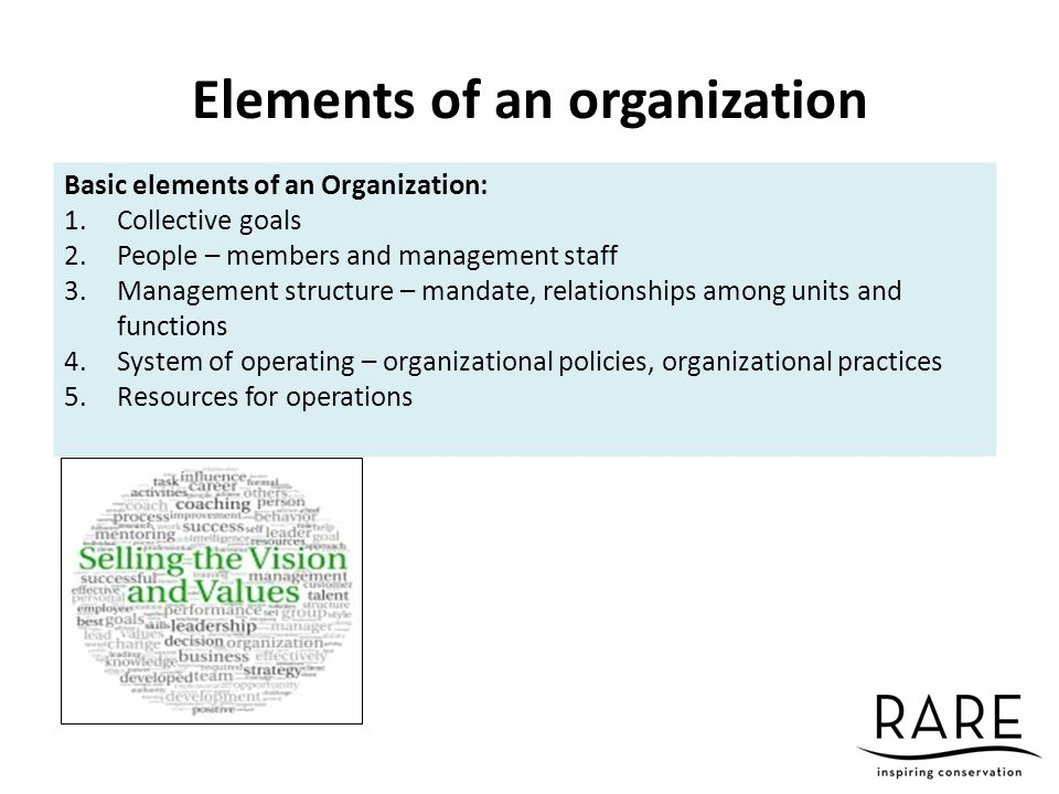 different elements of governance Governance operating model: a tool for more effective board oversight a framework articulates the various elements of the governance program, such as the governance roles of the board and management, and the relationship between governance.