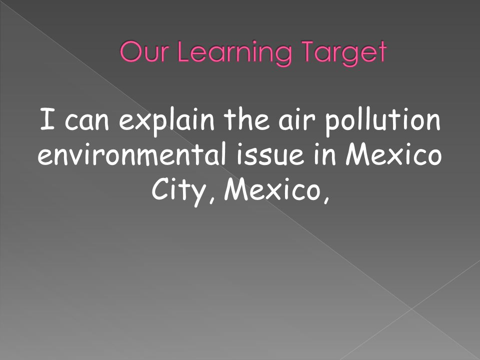 issue of pollution in america Too much pollution can pose a health risk to anyone why air pollution is a socioeconomic issue spending 4 years in central america collecting data on fish.