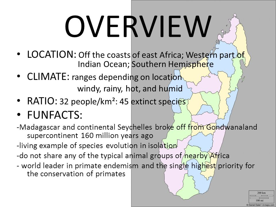 Hot spot madagascar the indian ocean islands ppt video online overview location off the coasts of east africa western part of indian ocean gumiabroncs Images
