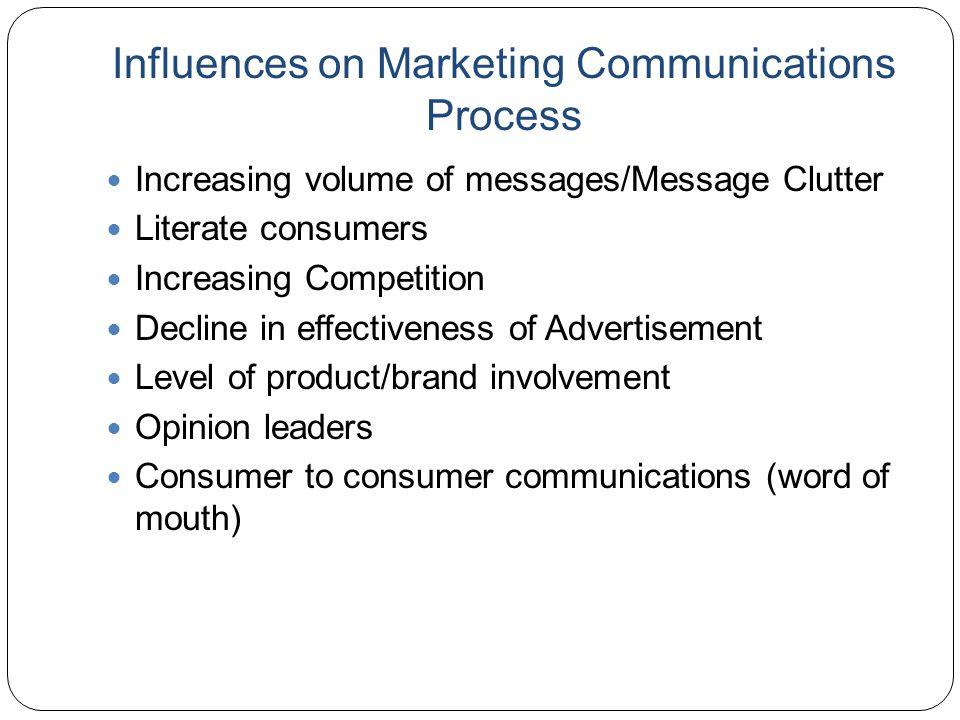 online marketing communication process pdf
