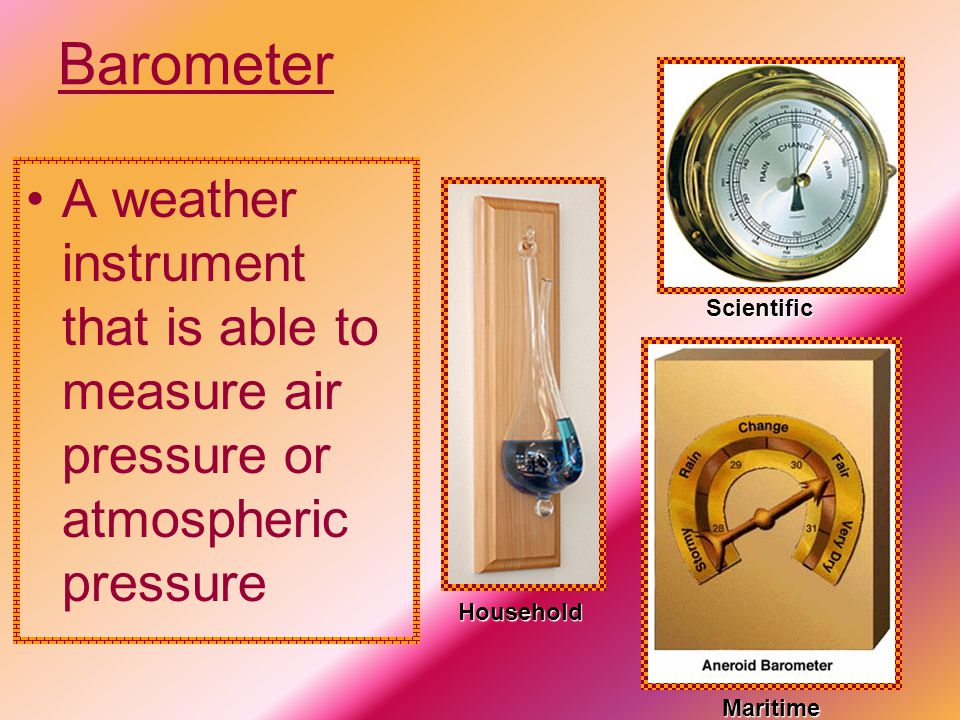 Forecasting The Weather Part 2 Ppt Video Online Download