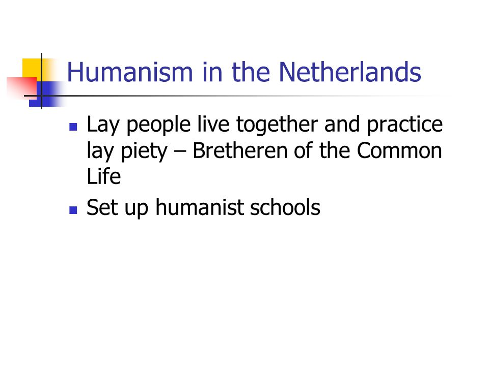 Humanism in the Netherlands