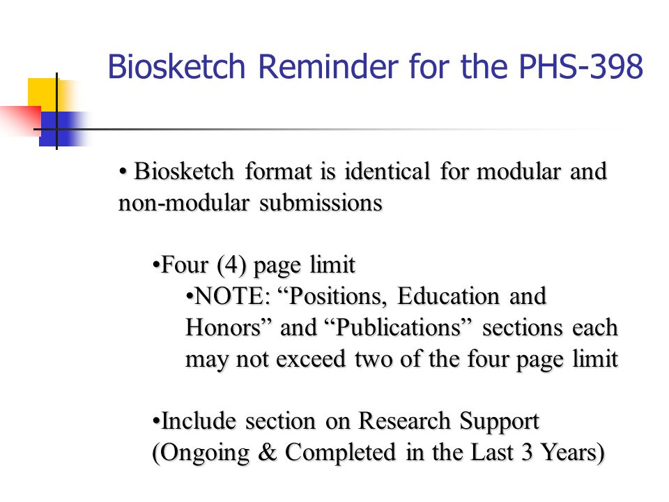 PHS     Grant Application   National Institutes of Health Pinterest