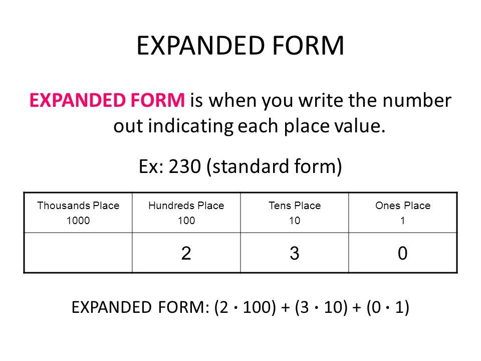 Form 230 Deanutechoice