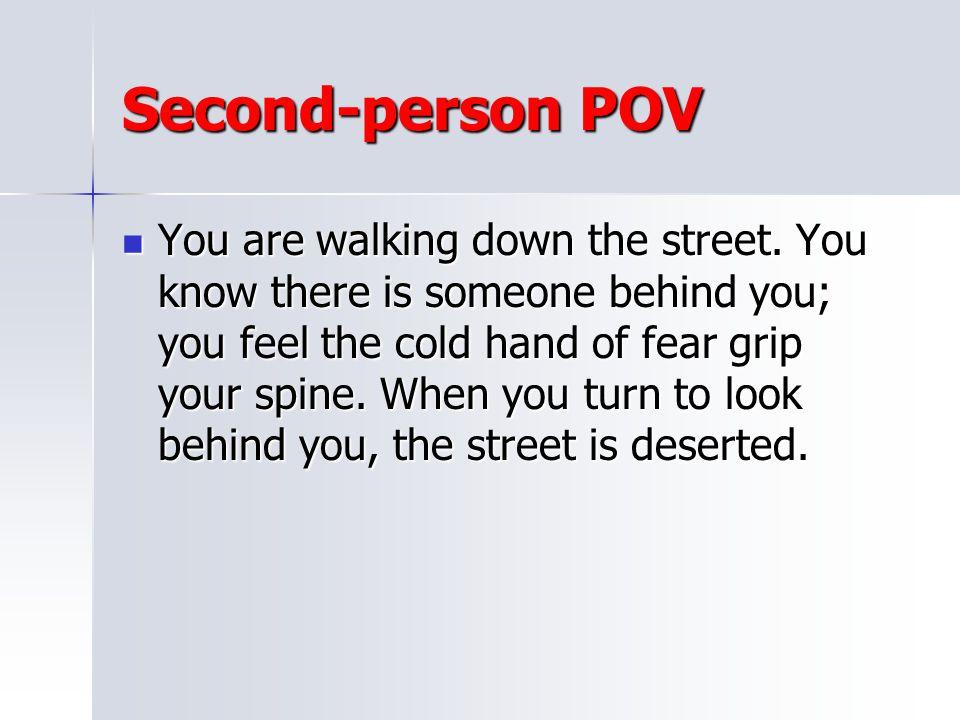 Second-person POV