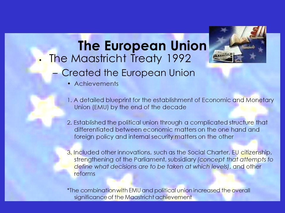 a brief history of the economic monetary union International monetary and financial system  european monetary union  the next section presents a brief history of the international monetary system.