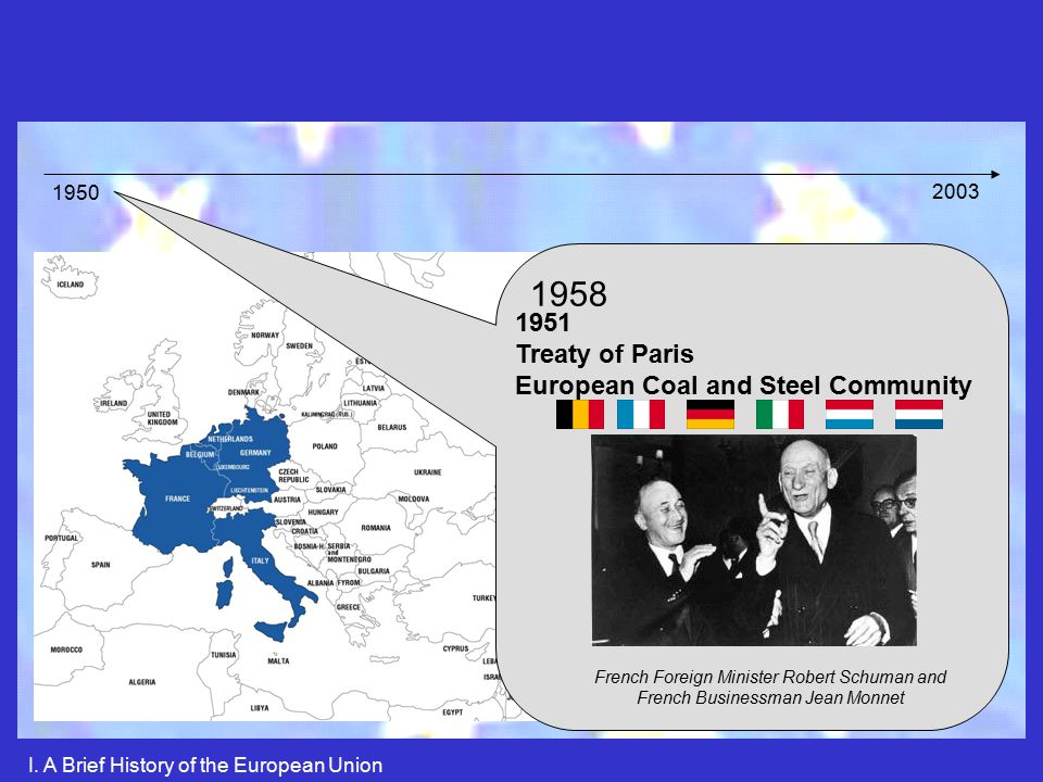 an introduction to the european union and the european economic community European union timeline  atomic energy community (euratom) and the european economic community  set as the last allowable date for its introduction.