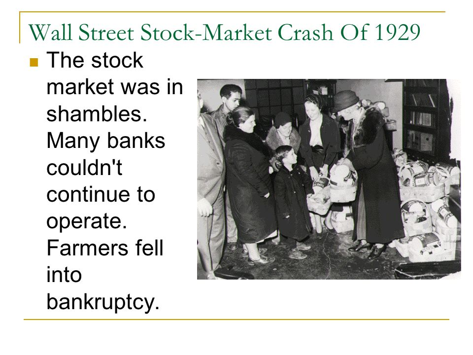 The Great Depression A Virtual Field Trip Ppt Video