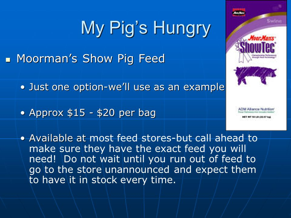 Lincomycin Swine Feed