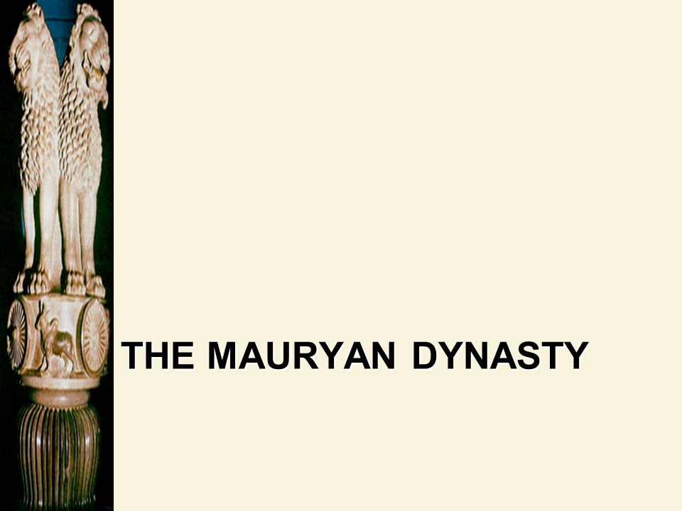 maurya dynasty in hindi pdf