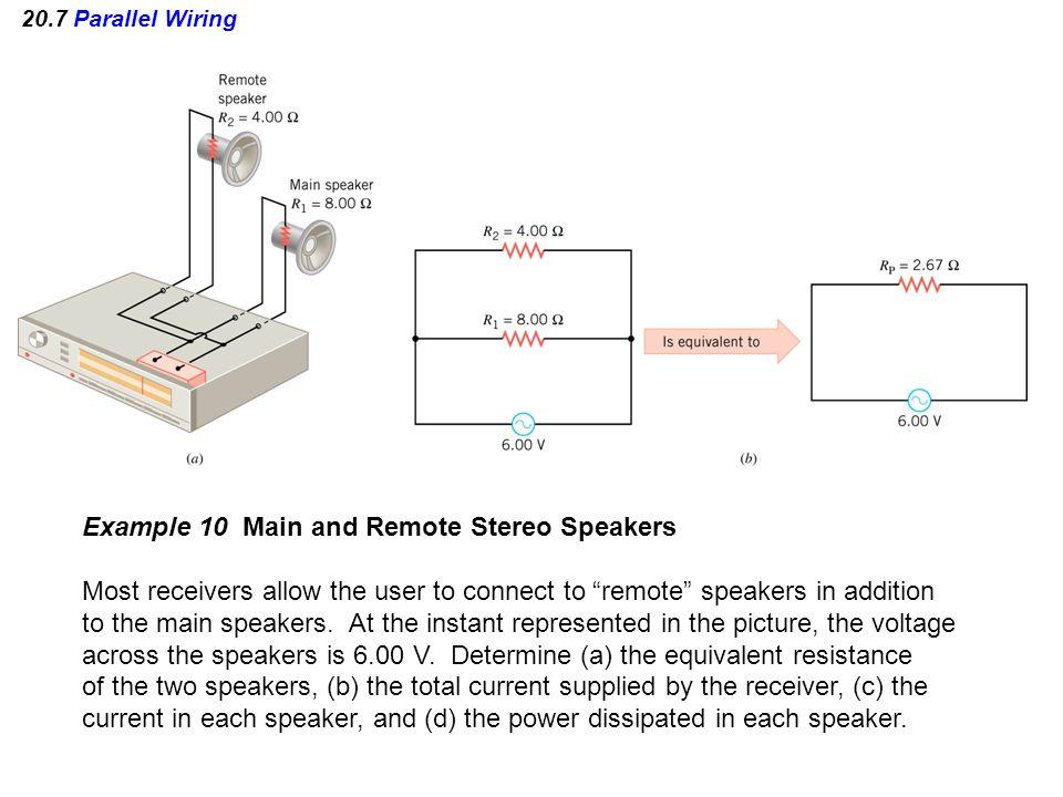 Series Parallel Speaker Wiring Diagram - Roslonek.net