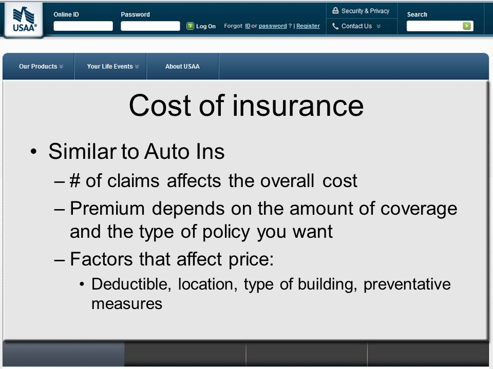 Intro to business chapter ppt video online download for Types of construction insurance