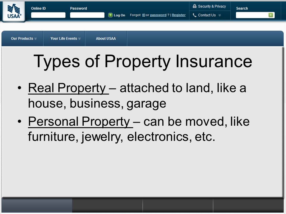 Intro to business chapter ppt video online download for Insurance construction types