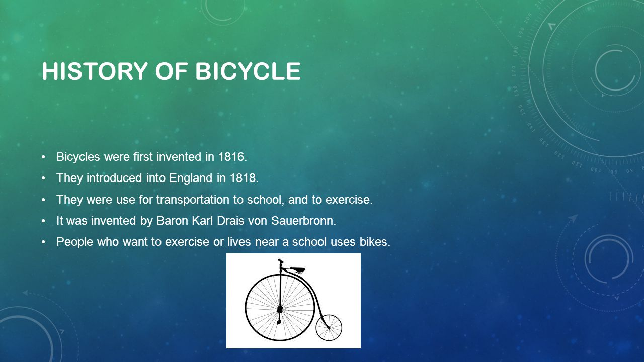 a history and origin of bicycle Locks for bicycles  france, the uk and the us, and these are also the places where the first, and the most specially designed, bicycle locks were made.