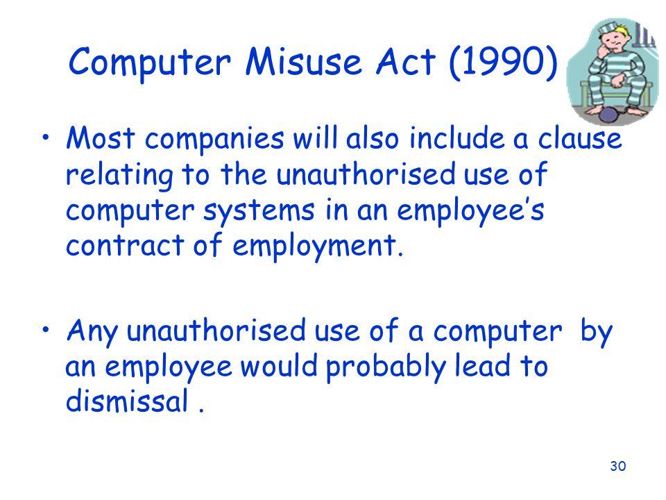 uses and misuses of computer
