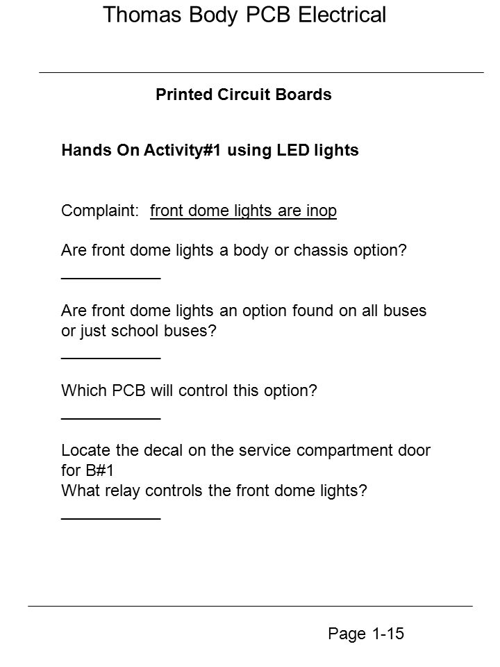 Summary Electrical Circuits Question Do They Make A Slim Line