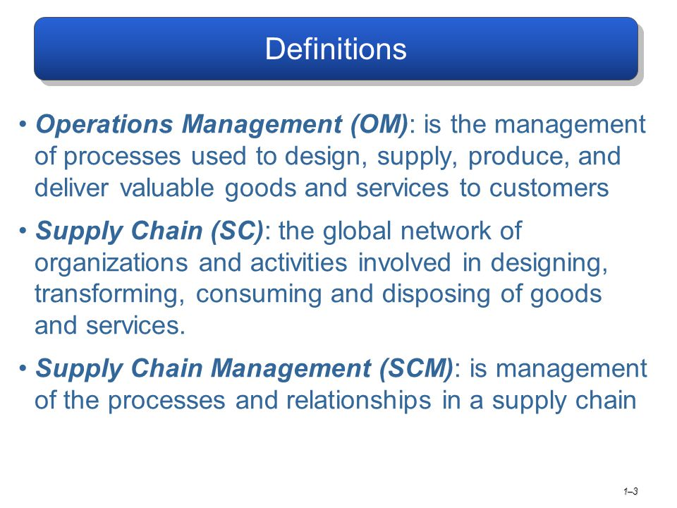 operations management processes and supply chains Free sample test bank for operations management processes and supply chains 10th edition by krajewski: multiple choice questions, true/false questions, essay questions are the biggest motivation for you to sit down and study.