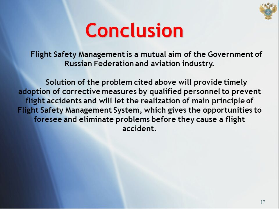 aviation safety essays